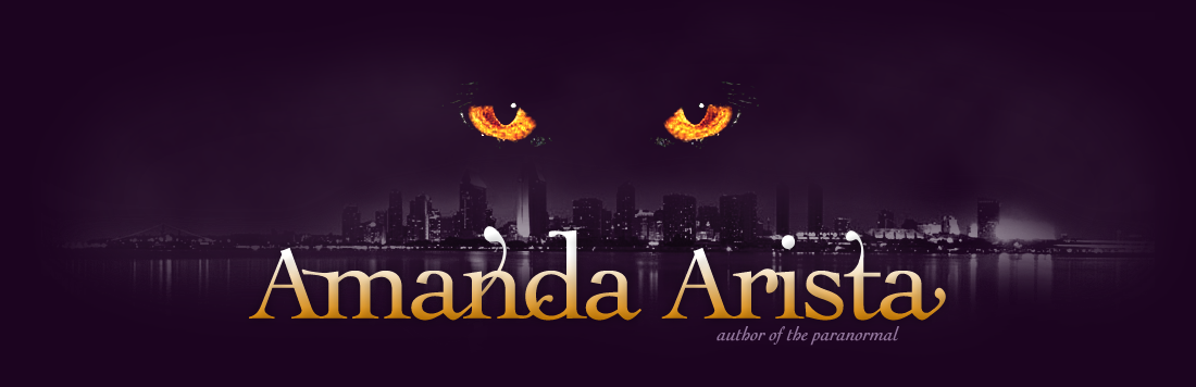 Amanda Arista - Author of the Paranormal